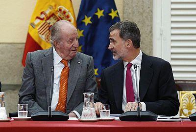 Felipe VI renuncia a la herencia de su padre y retira la asignación pública al rey emérito don Juan Carlos