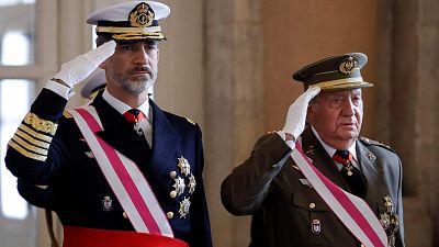 Las claves de la renuncia de Felipe VI a la herencia de su padre