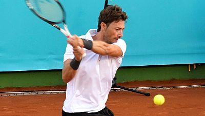 Ferrero organiza el primer torneo de tenis en España tras la vuelta a la actividad