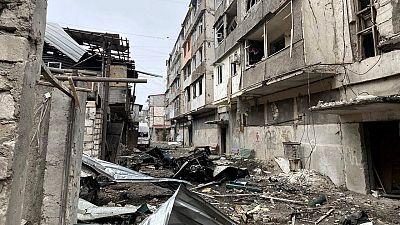 Francia, EE. UU. y Rusia piden un alto el fuego inmediato en Nagorno Karabaj