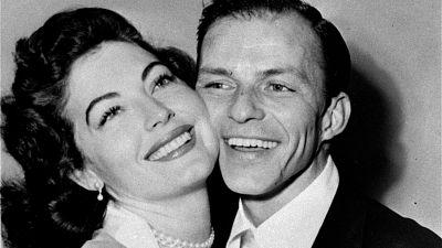 El amor de Frank Sinatra y Ava Gardner, una eternidad breve y explosiva