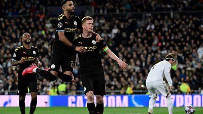 El Manchester City pone la eliminatoria muy de cara ante un Madrid en caída libre