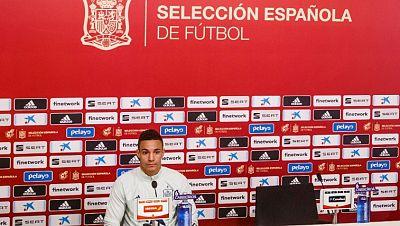 "Rodrigo Moreno: ""El Valencia no está pasando por un momento fácil"""