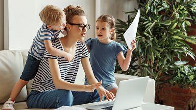 La futura Ley de Diversidad Familiar considerará familia numerosa a aquellas con un solo progenitor y dos menores