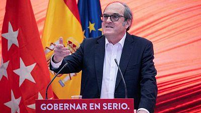 "Gabilondo se abre a pactar con Más Madrid o Cs tras el 4M pero no con Podemos: ""Con este Iglesias, no"""