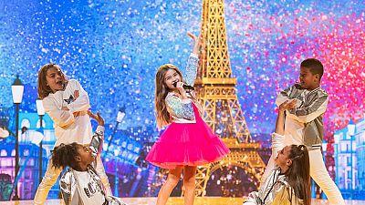 Francia gana por primera vez Eurovisión Junior con Valentina, y Soleá, de España, queda tercera
