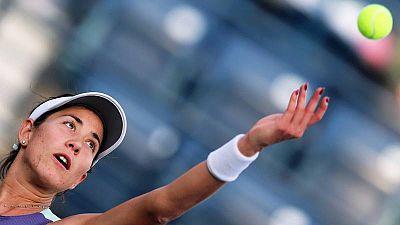 """Garbiñe es baja en Cincinnati y espera """"llegar en condiciones"""" al US Open"""