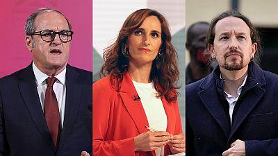 """El """"giro de guion"""" de la izquierda madrileña este 4M: de las """"luchas intestinas"""" a un frente común contra el """"odio"""""""