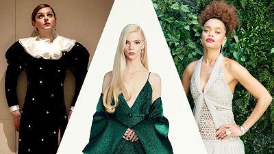 Anya Taylor-Joy gana porque Dior manda: mira los mejores 'looks' de los Globos de Oro