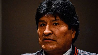 El Gobierno interino de Bolivia acusa a Evo Morales de los delitos de terrorismo y sedición