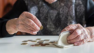 El Gobierno prevé una subida de las pensiones del 0,9% en 2021