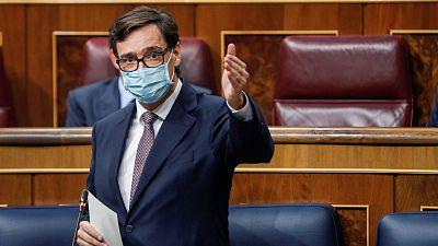 El Gobierno estudia tomar el control sanitario en Madrid si no llega a un acuerdo con Ayuso para controlar la pandemia