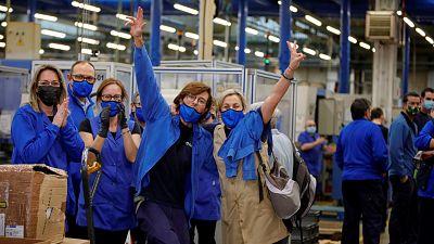 200 millones del Gordo para una fábrica de Reus que había pasado dos ERTE por la pandemia