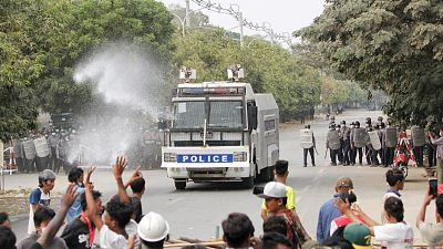 """Guterres condena el """"uso de fuerza letal"""" contra los manifestantes en Birmania"""