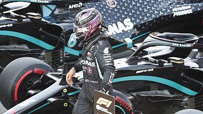 Hamilton traslada su trono al circuito belga de Spa
