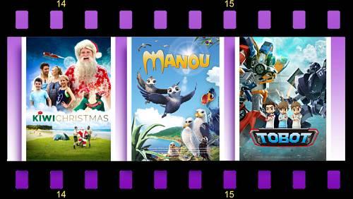 ¡Un héroe con alas, robots y unas navidades muy lejanas esta semana en Cine Clan!