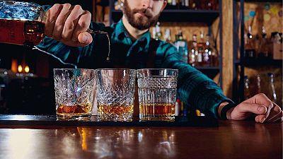 Los hombres se vuelven más agresivos que las mujeres con el alcohol