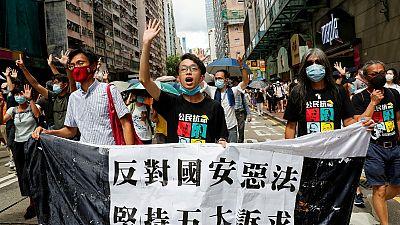 El Congreso de Estados Unidos da luz verde a sancionar a empresas chinas que amenacen la autonomía de Hong Kong