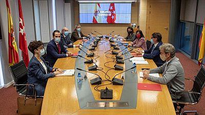 """Illa avisa a Madrid de que """"no se negocia"""" con la salud y aboga por """"esperar"""" para ver el efecto del estado de alarma"""