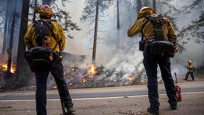 El incendio de California es ya el segundo más grande de la historia del estado