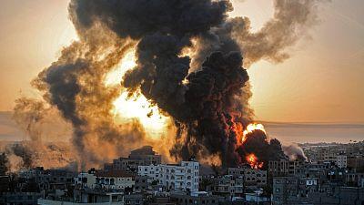 Miedo, falta de refugios y estrés postraumático: el infierno de los bombardeos para palestinos e israelíes
