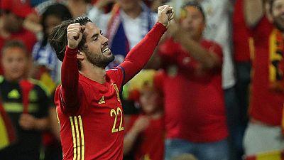 Isco sacó la batuta; las claves del España 3-0 Italia