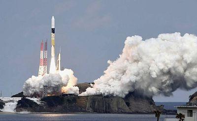 Japón lanza la sonda Hayabusa 2 para obtener muestras de un asteroide