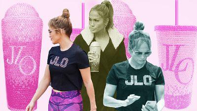 Jennifer López tiene todas las prendas de su artista favorita: ella misma