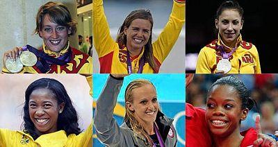 Los Juegos Olímpicos de Londres, la explosión definitiva del deporte femenino