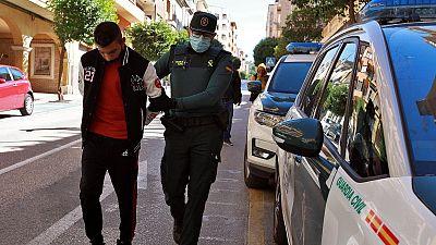 El juez decreta prisión sin fianza para cuatro de los detenidos por la violación grupal a una menor en Ollería