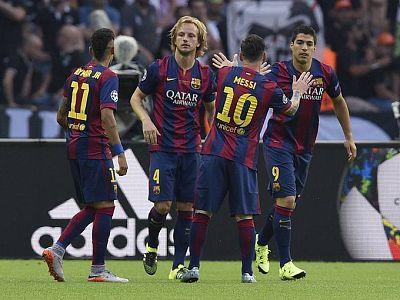 Juventus Vs Barcelona 1 3 Resumen Resultado Y Goles Final Champions League 2015