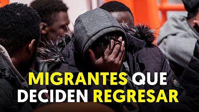 """Jugarse la vida en una patera para después volver: """"Quiero regresar a mi país porque llevo seis meses atrapado"""""""