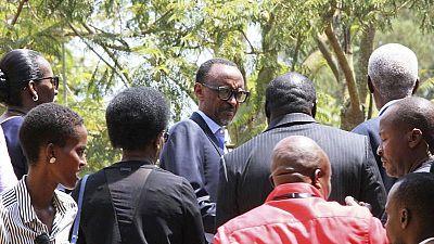Kagame, reelegido para un tercer mandato al frente de Ruanda