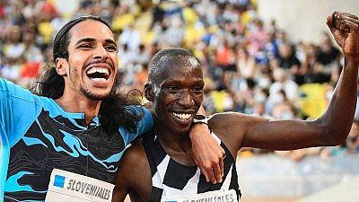 Mohamed Katir bate el récord de España de 1.500m de Fermín Cacho con 3:28.76 en Mónaco