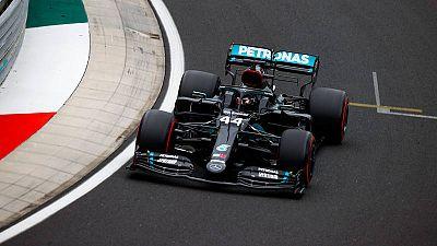 El Mundial de F1 llega a 'territorio Hamilton'
