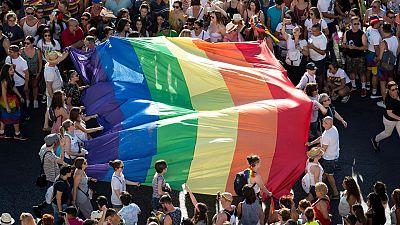 El Orgullo LGTBI más reivindicativo vuelve a la calle para defender la ley 'trans' y frenar el discurso del odio