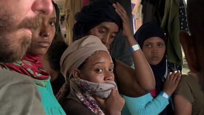 """Los rescatados del Open Arms suplican no volver a Libia: """"Si me devolvéis allí, estoy muerto"""""""