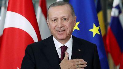 Los líderes de la UE, dispuestos a cooperar con Turquía si la tensión en el Mediterráneo sigue disminuyendo