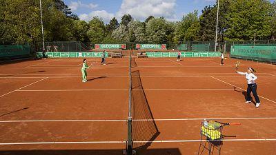 El circuito nacional de tenis de la Federación arrancará el 10 de julio