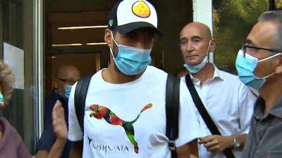 Luis Suárez jugará en el Atlético de Madrid y Morata regresa a la Juventus