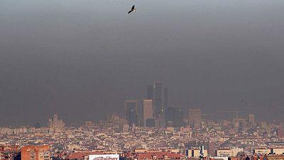 Madrid Central consigue reducir la contaminación al mínimo de la última década