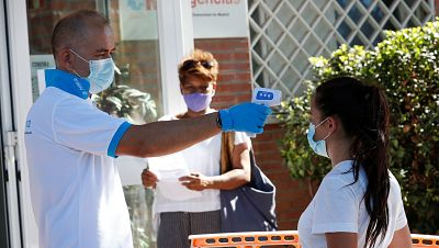 Aragón, Cataluña y ahora Madrid: la lucha para evitar ser el epicentro del coronavirus