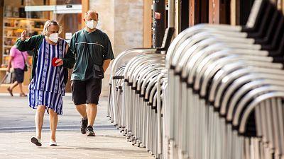 Madrid ordena el cierre de la hostelería y las actividades de ocio en Tielmes para contener los contagios