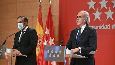 """Madrid pide ante la Justicia suspender las restricciones por la """"invasión de competencias"""" y el """"daño económico"""""""