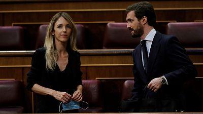 """Malestar en algunos sectores del PP por que Álvarez de Toledo llamara """"hijo de terrorista"""" a Iglesias"""
