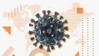 Mapa del coronavirus en el mundo: casos, muertes y los últimos datos de su evolución
