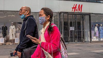 Marcas como Nike o H&M sufren un boicot en China por criticar la situación de los uigures en Xinjiang