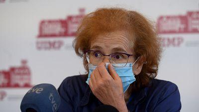 """Margarita del Val aboga por un confinamiento de diez días: """"Hay que hacer una intervención temprana"""""""