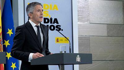 "Marlaska cesa al jefe de la Guardia Civil en Madrid que investigaba la marcha del 8-M por ""pérdida de confianza"""
