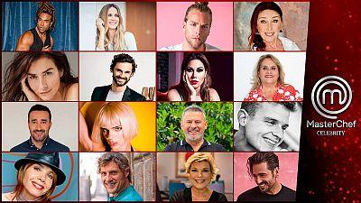 'MasterChef Celebrity 6' cierra un espectacular casting con dieciséis grandes nombres